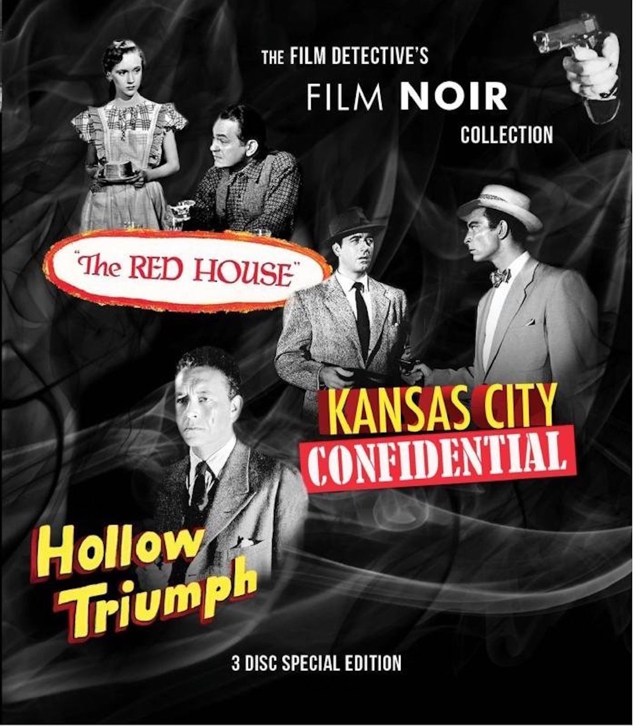 The Film Detective's Film Noir Collection