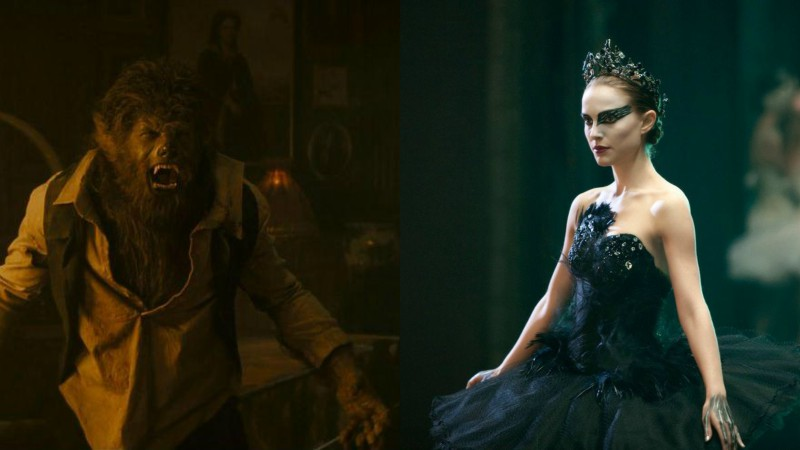 The Wolfman and Black Swan (2010)