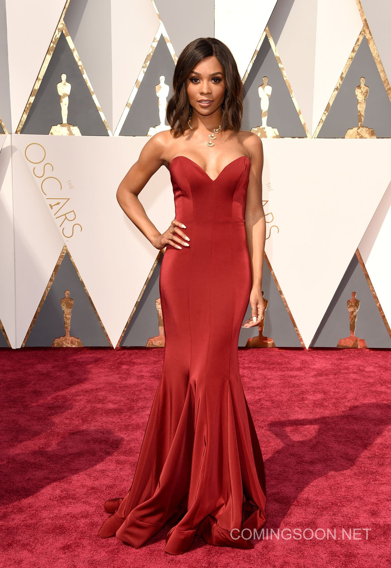 2016 Oscars Red Carpet