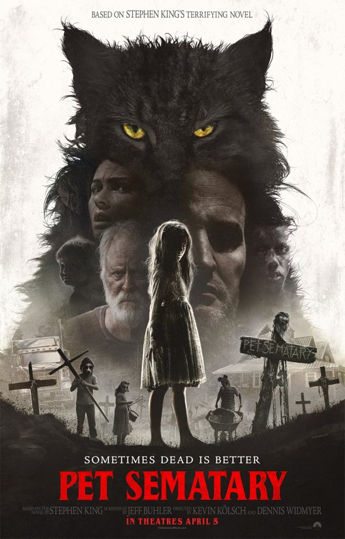 the new pet sematary trailer comes out of the grave. Black Bedroom Furniture Sets. Home Design Ideas