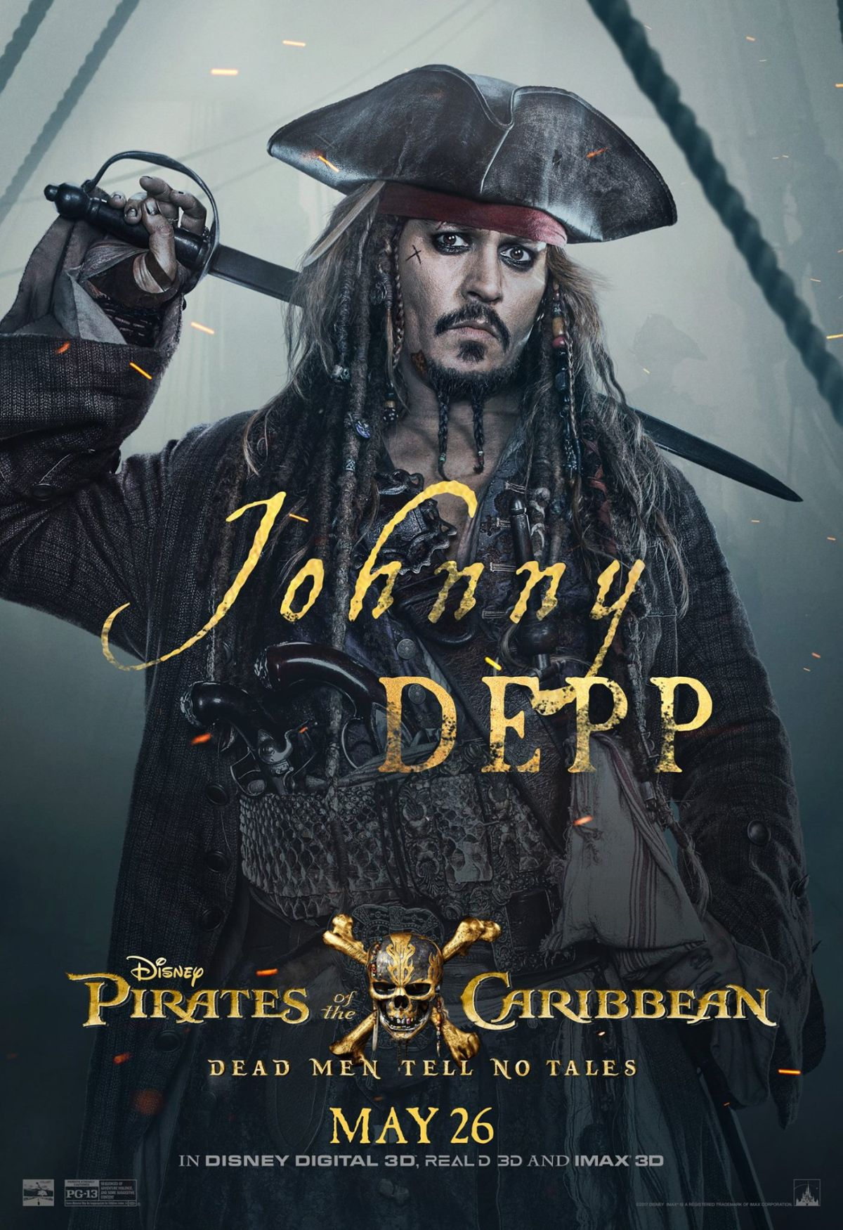 Pirates of the Caribbean: Dead Men Tell No Tales 6th Day Box Office Collection