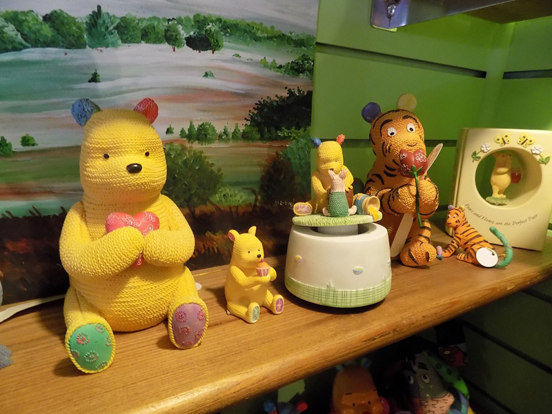 The Real Pooh Corner Tour Gallery
