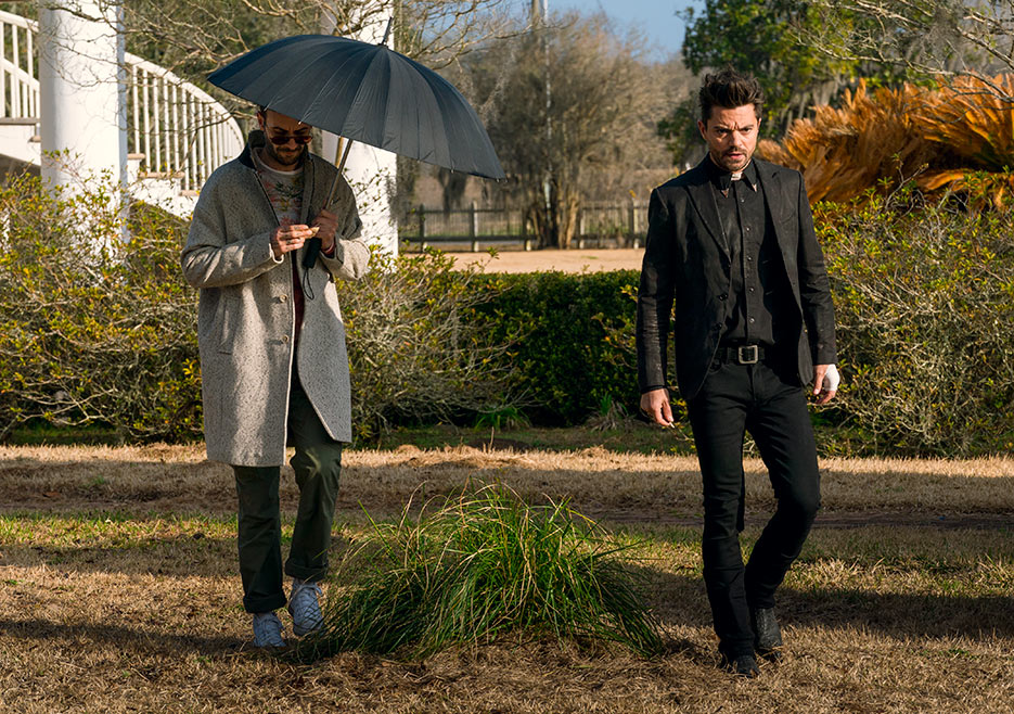 Preacher Season 3 Episode 1: Jesse and Cassidy