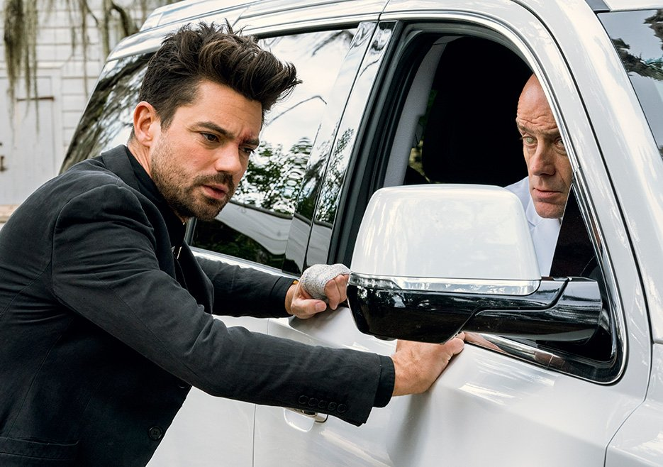 Preacher Season 3 Episode 2: Jesse and Starr