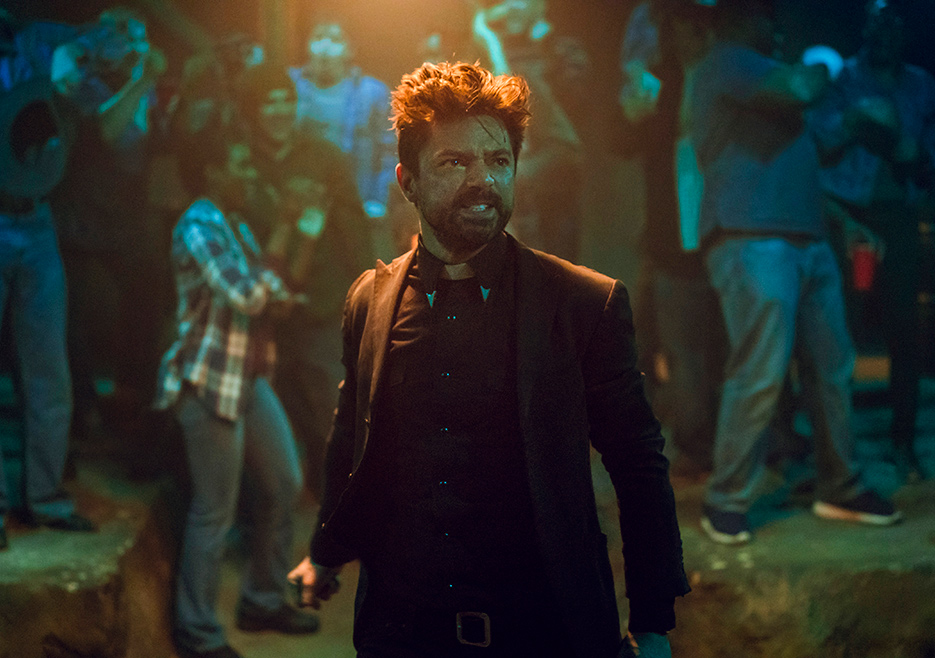 Preacher Season 3 Episode 4: Are You Not Entertained?