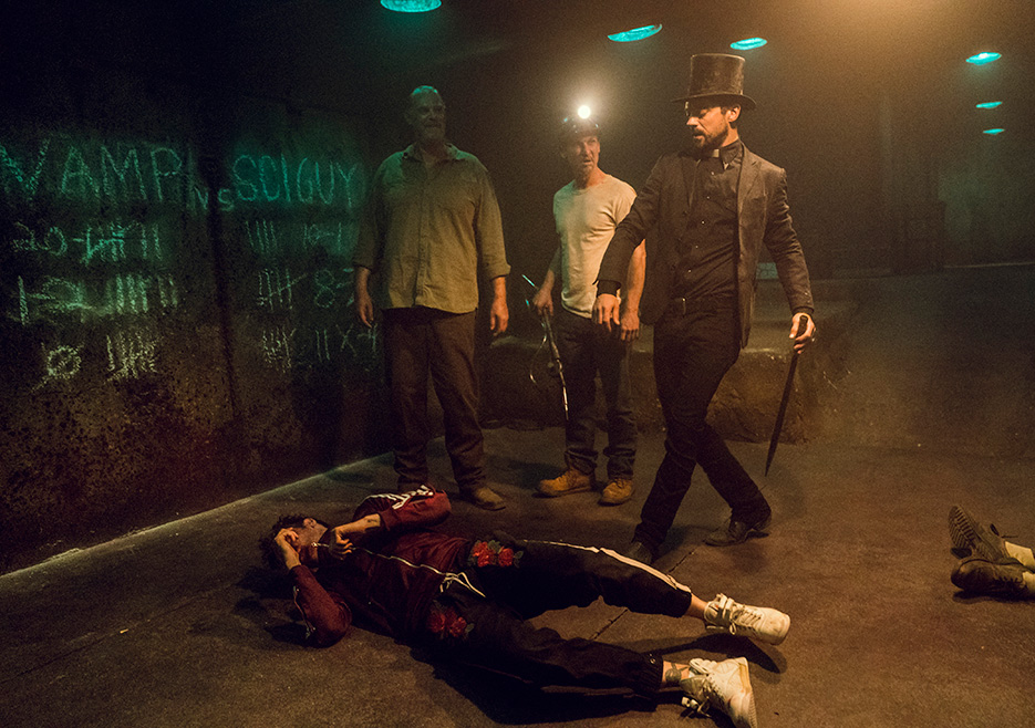 Preacher Season 3 Episode 4: No Escape From the Tombs
