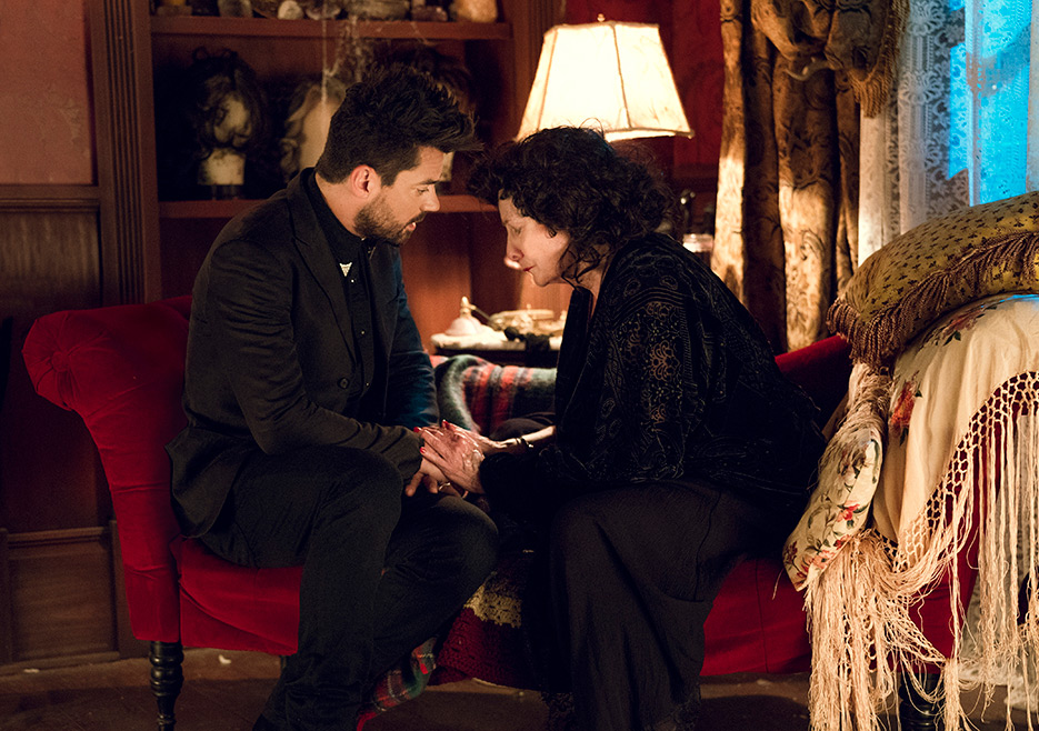 Preacher Season 3 Episode 7: Jesse and Grandma