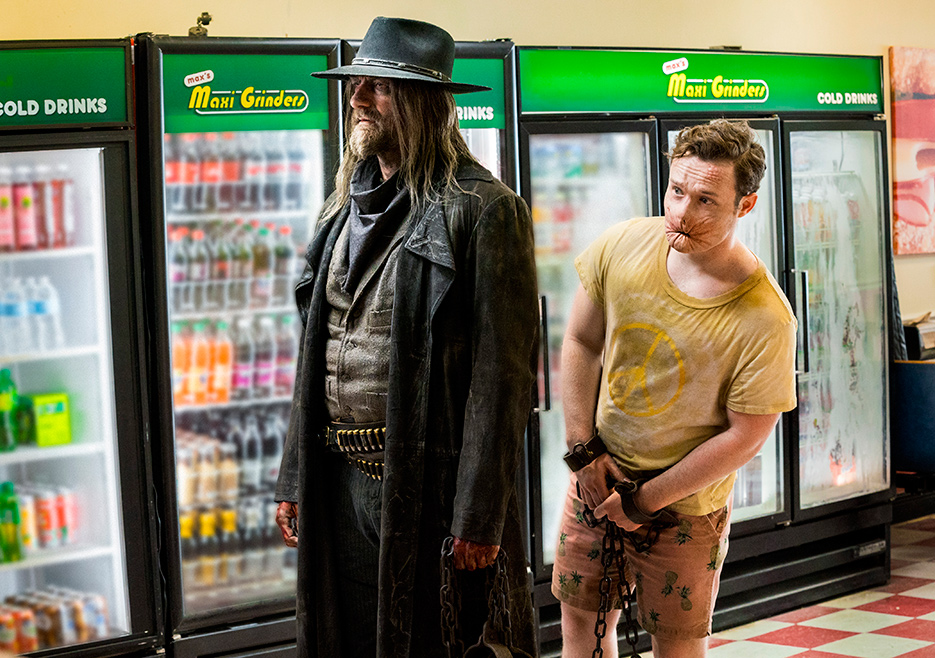 Preacher Season 3 Episode 7: The Saint of Killers and Eugene