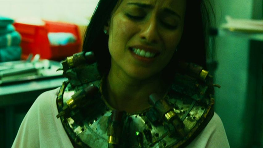 #12 Shotgun Collar (SAW III)