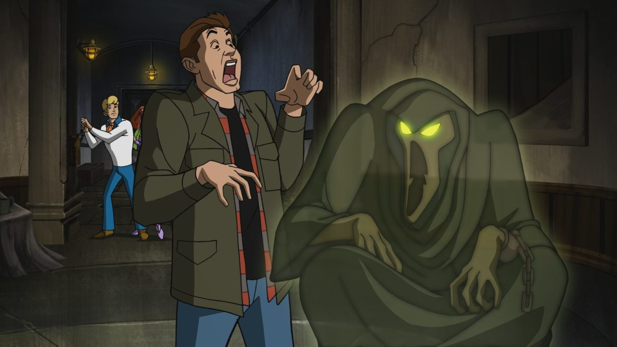 Supernatural Episode 13.16 - ScoobyNatural