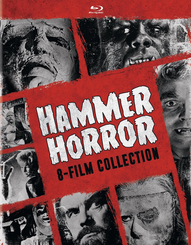 Hammer Horror: Eight Film Collection