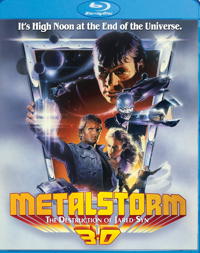 Metalstorm 3D: The Destruction of Jared-Syn