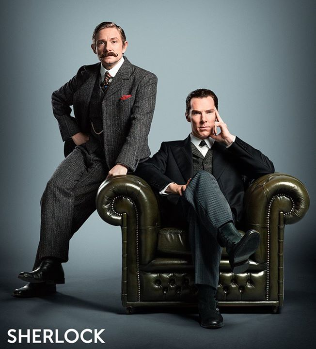 Sherlock Special: A First Look at a New Scene - ComingSoon.net