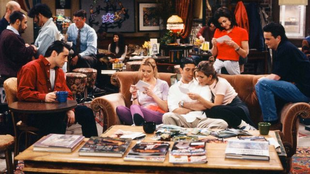 5. Central Perk, 'Friends' (1994 to 2004)