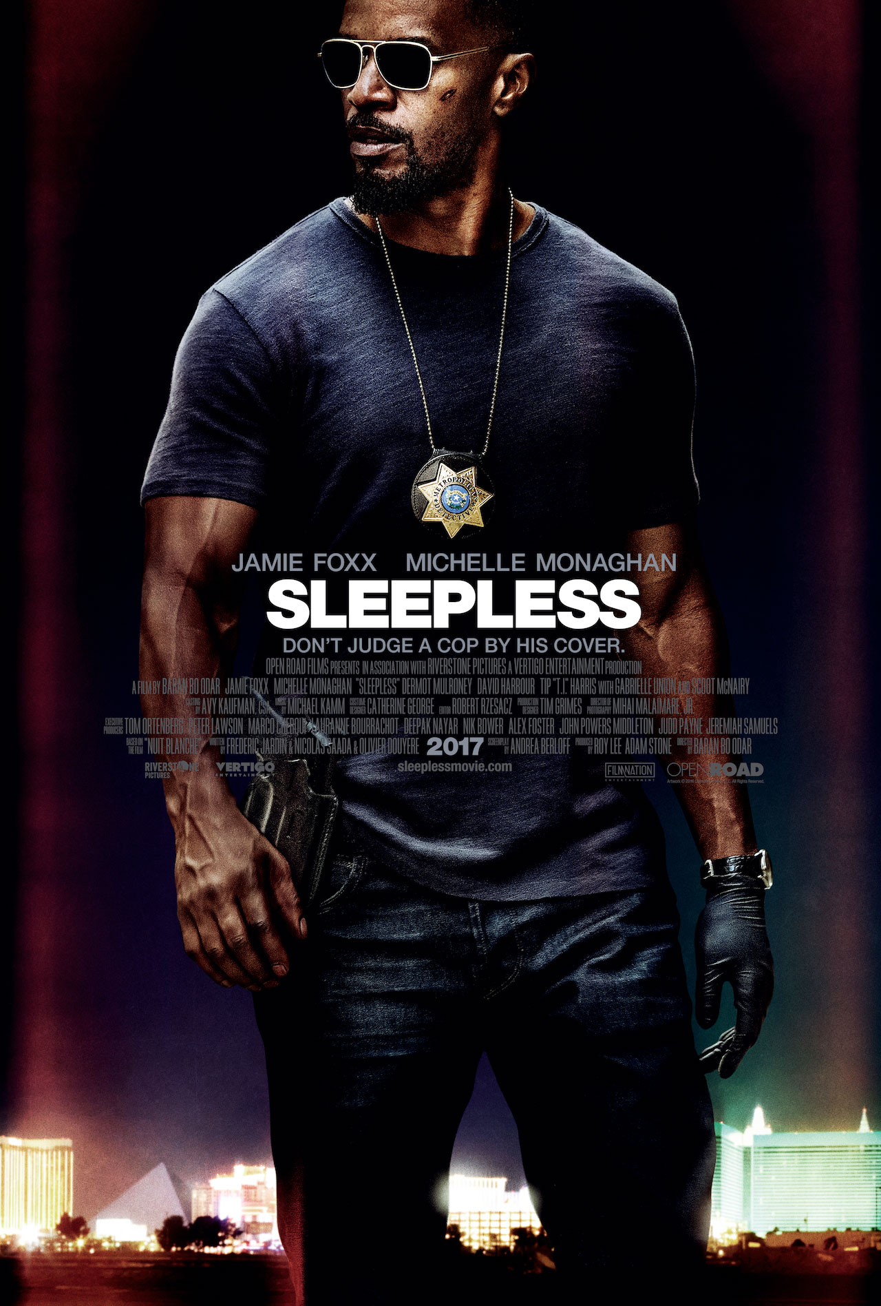 Image result for sleepless movie poster