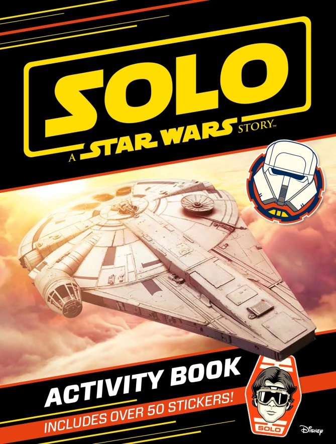Solo: Activity Book