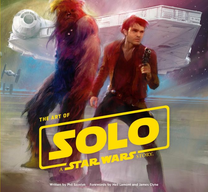 The Art of Solo, by Phil Szostak