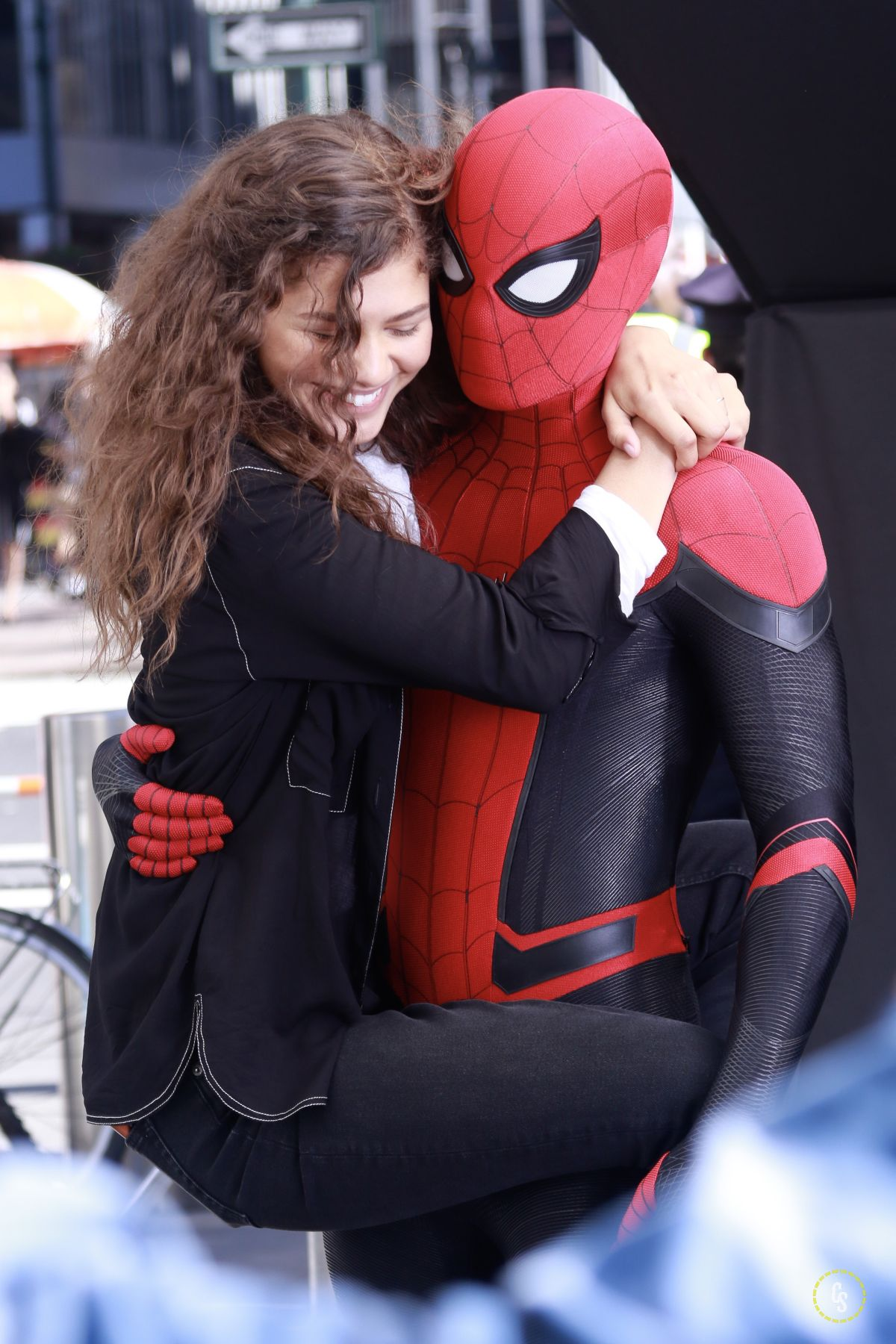 Spider-Man: Far From Home set photos