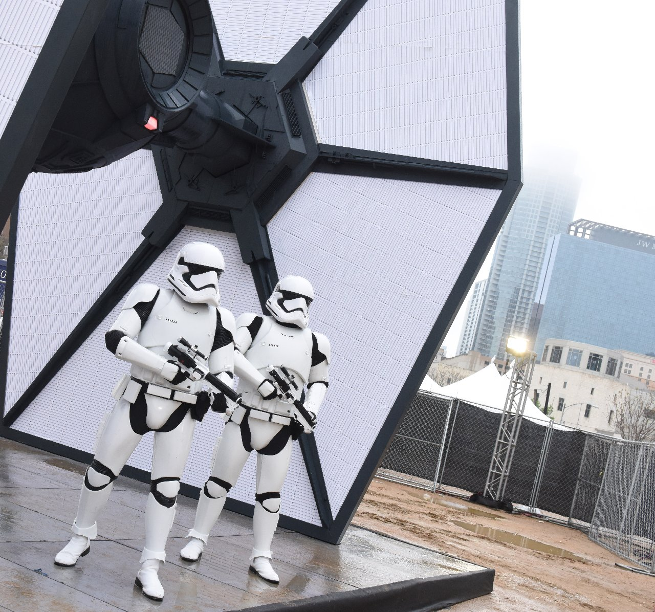 Star Wars: The Force Awakens at SXSW