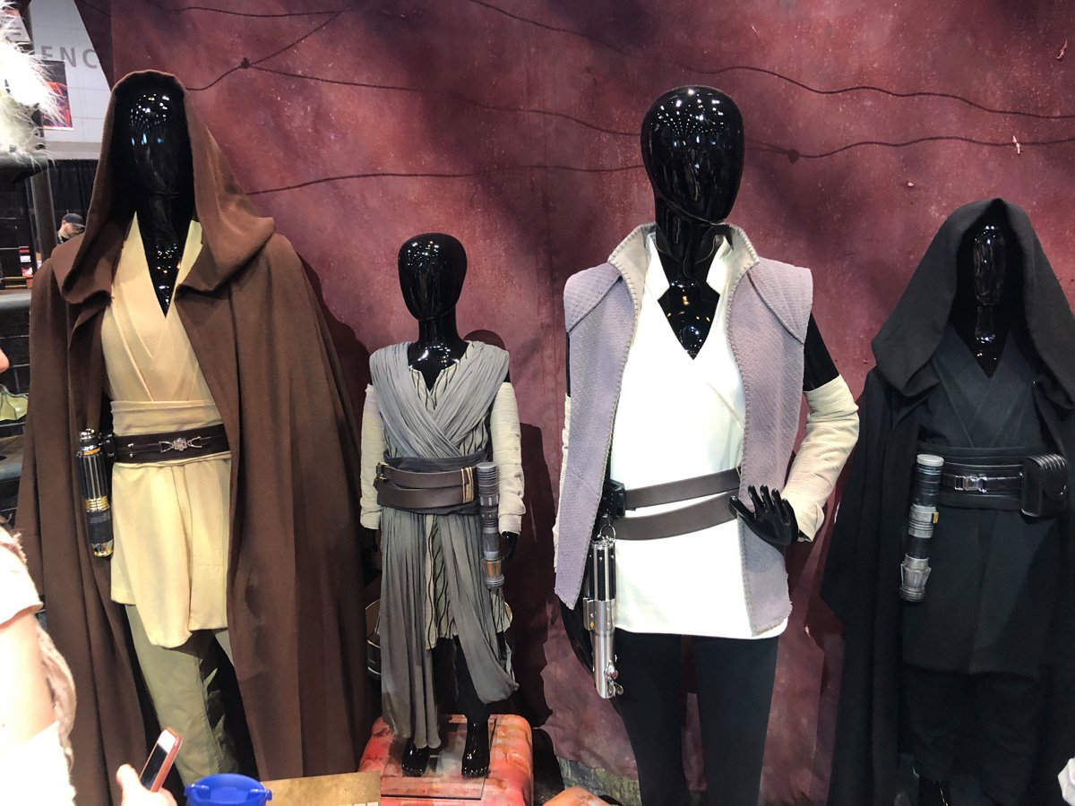 Star Wars: Galaxy's Edge Toys From Celebration