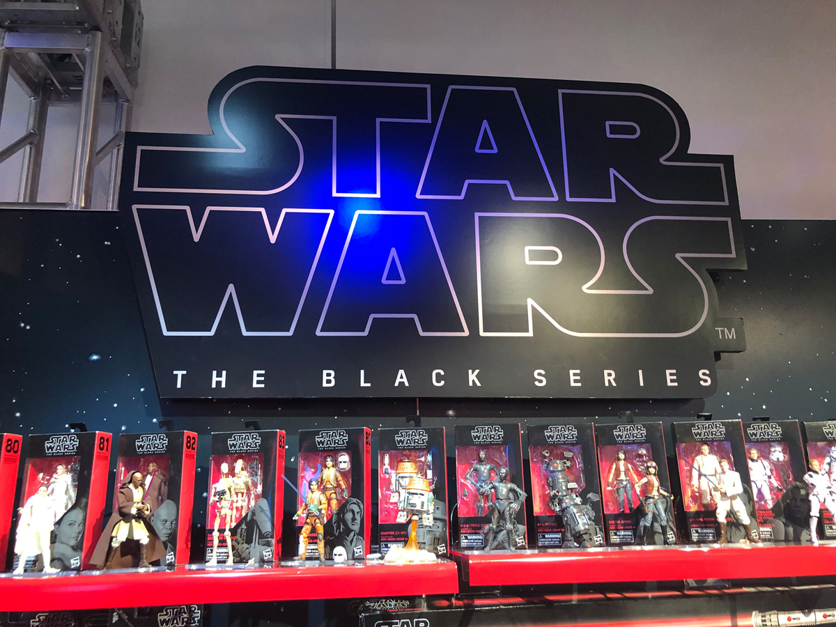 Star Wars Hasbro Toy Fair 2019