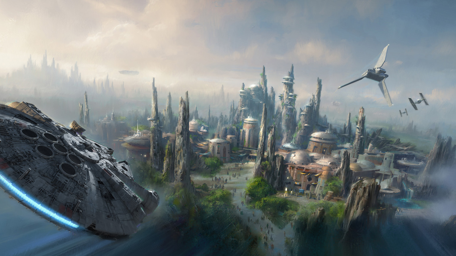 Star Wars Land