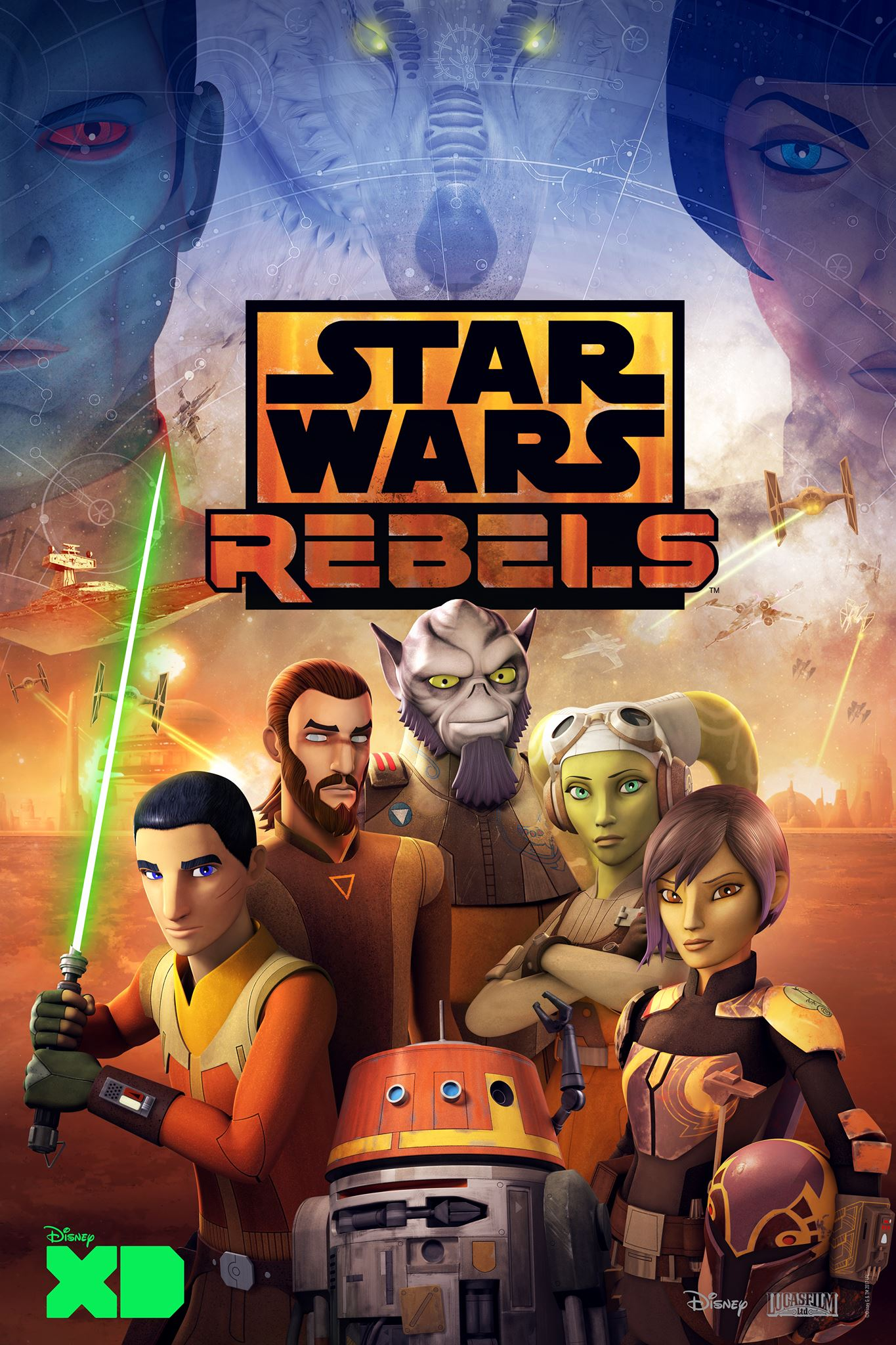 Star Wars Rebels Season 4