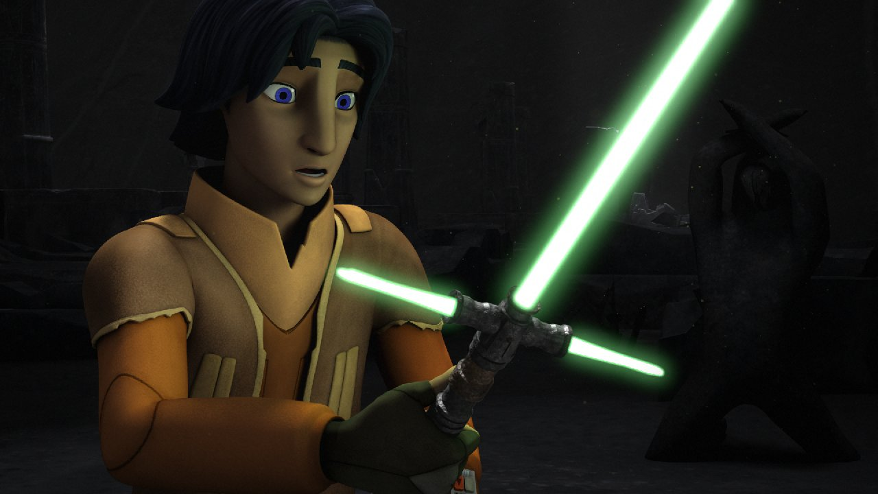 Star Wars Rebels season 2 finale