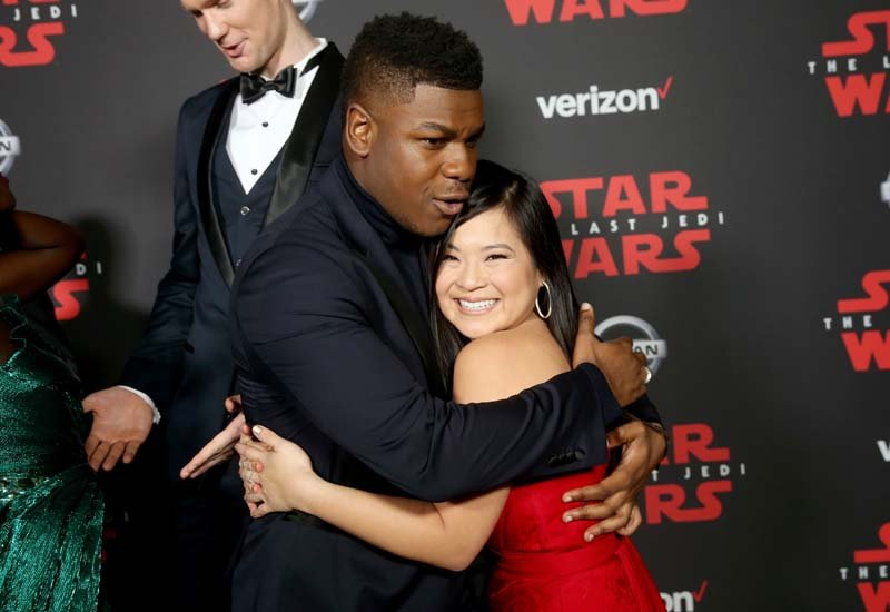 Star Wars: The Last Jedi World Premiere