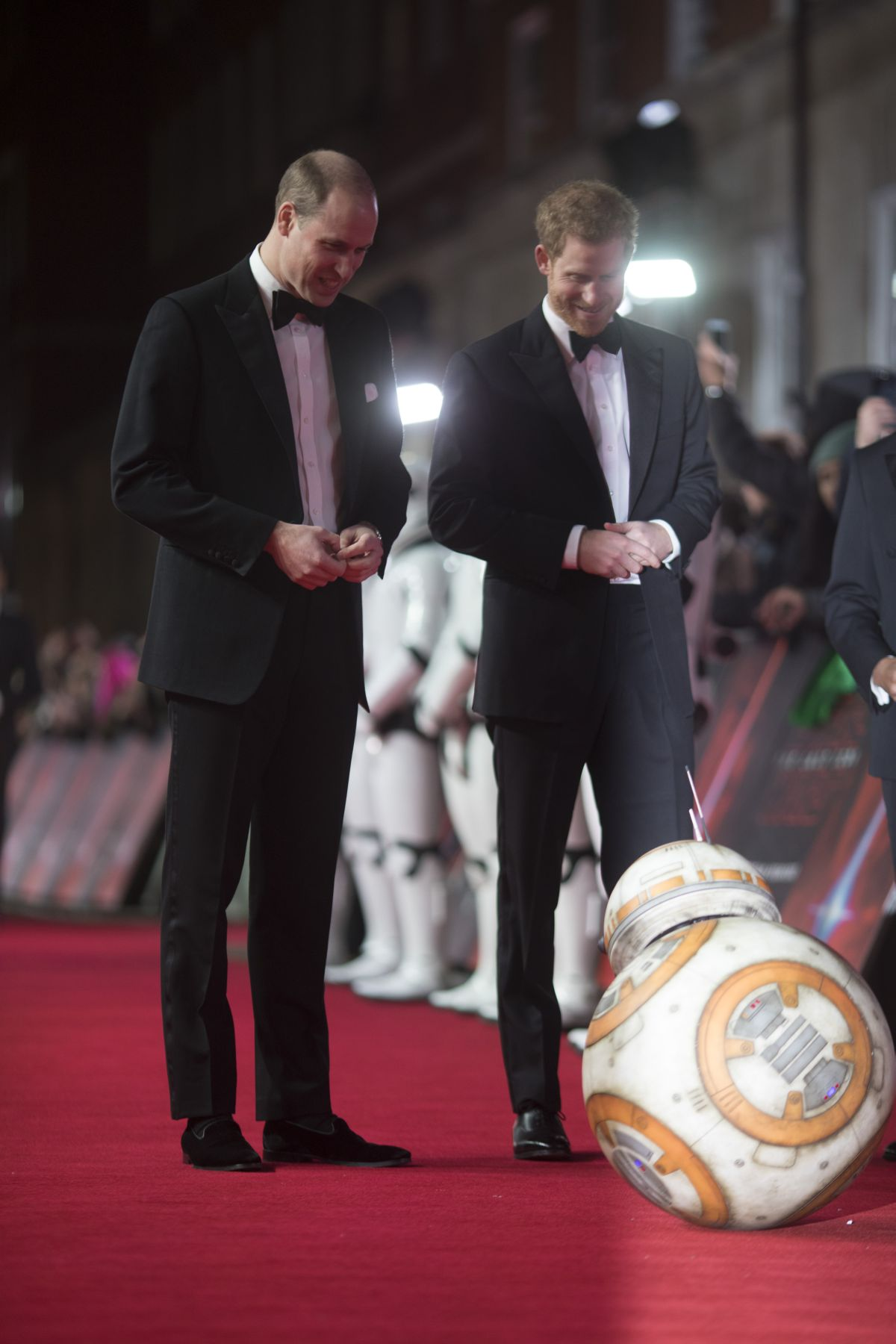 Star Wars: The Last Jedi European Premiere