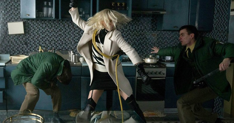 Atomic Blonde (July 28)