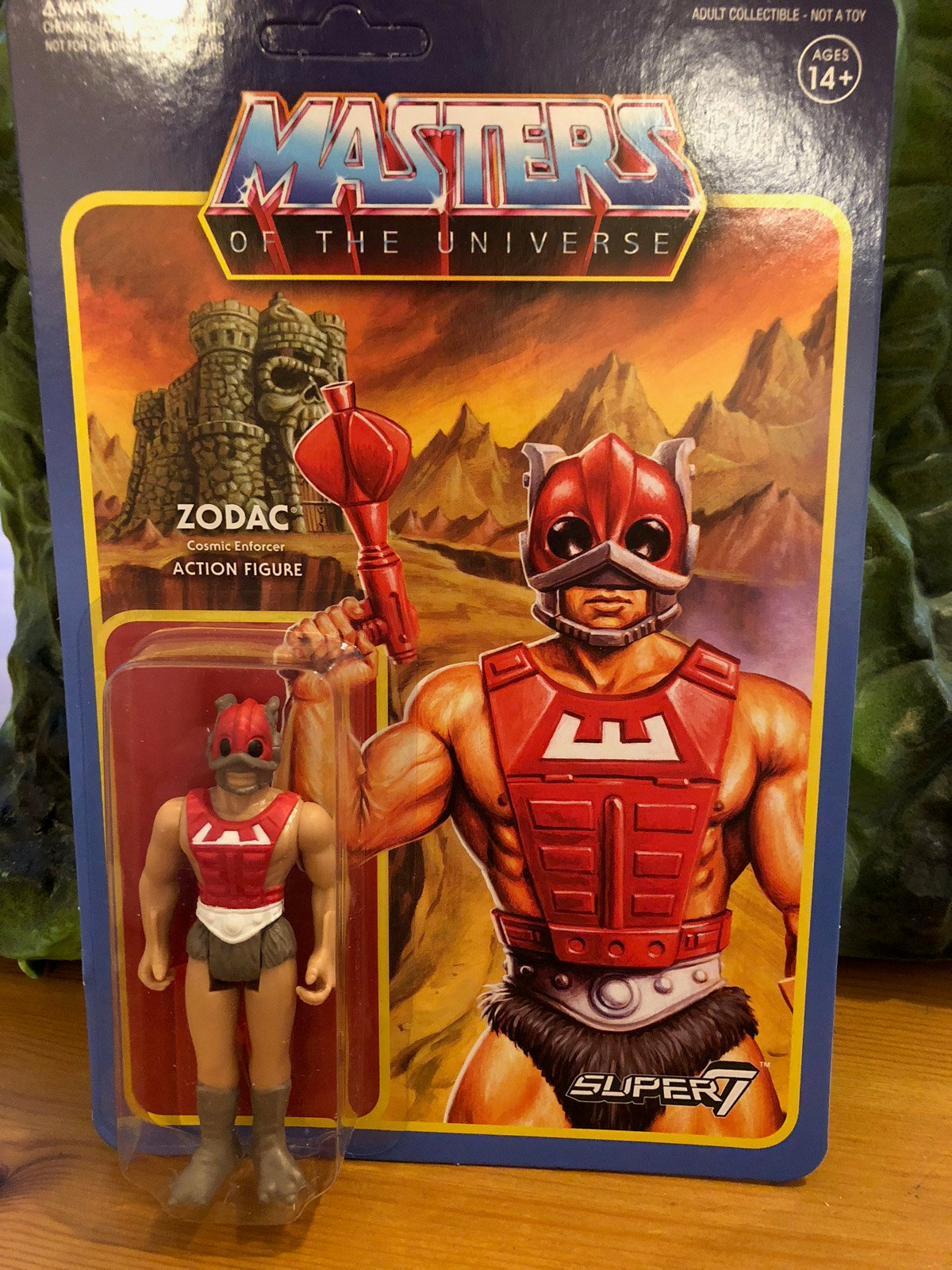 Masters of the Universe Wave 3 Figures