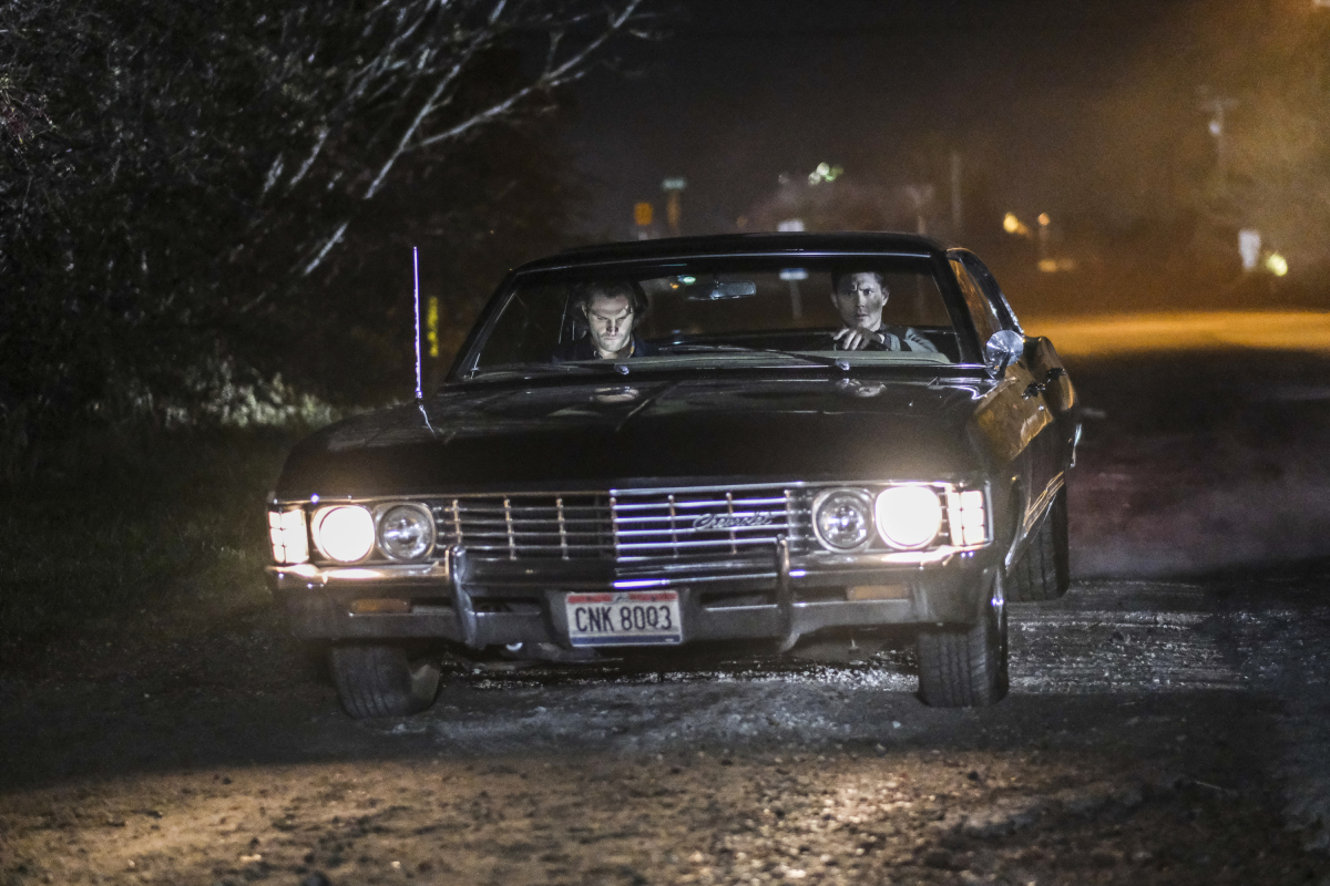 Supernatural - The Heroes' Journey