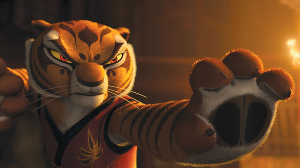 Honorable Mention: Kung Fu Panda (2008)