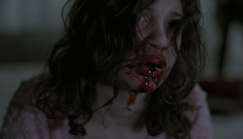 Eli in LET THE RIGHT ONE IN (2008)