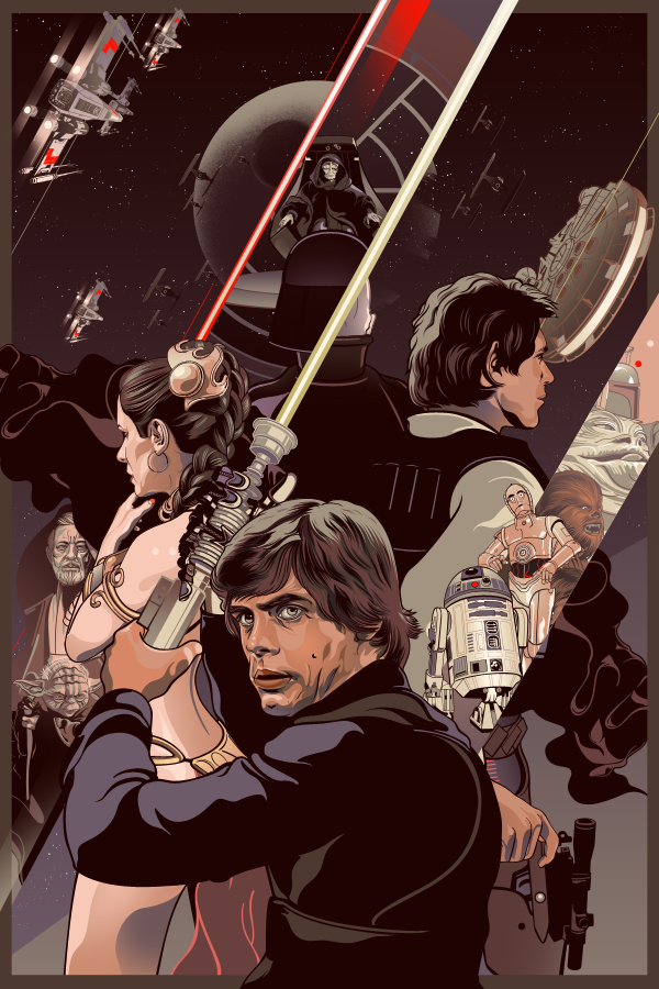 Return of the Jedi - Vincent Rhafael Aseo