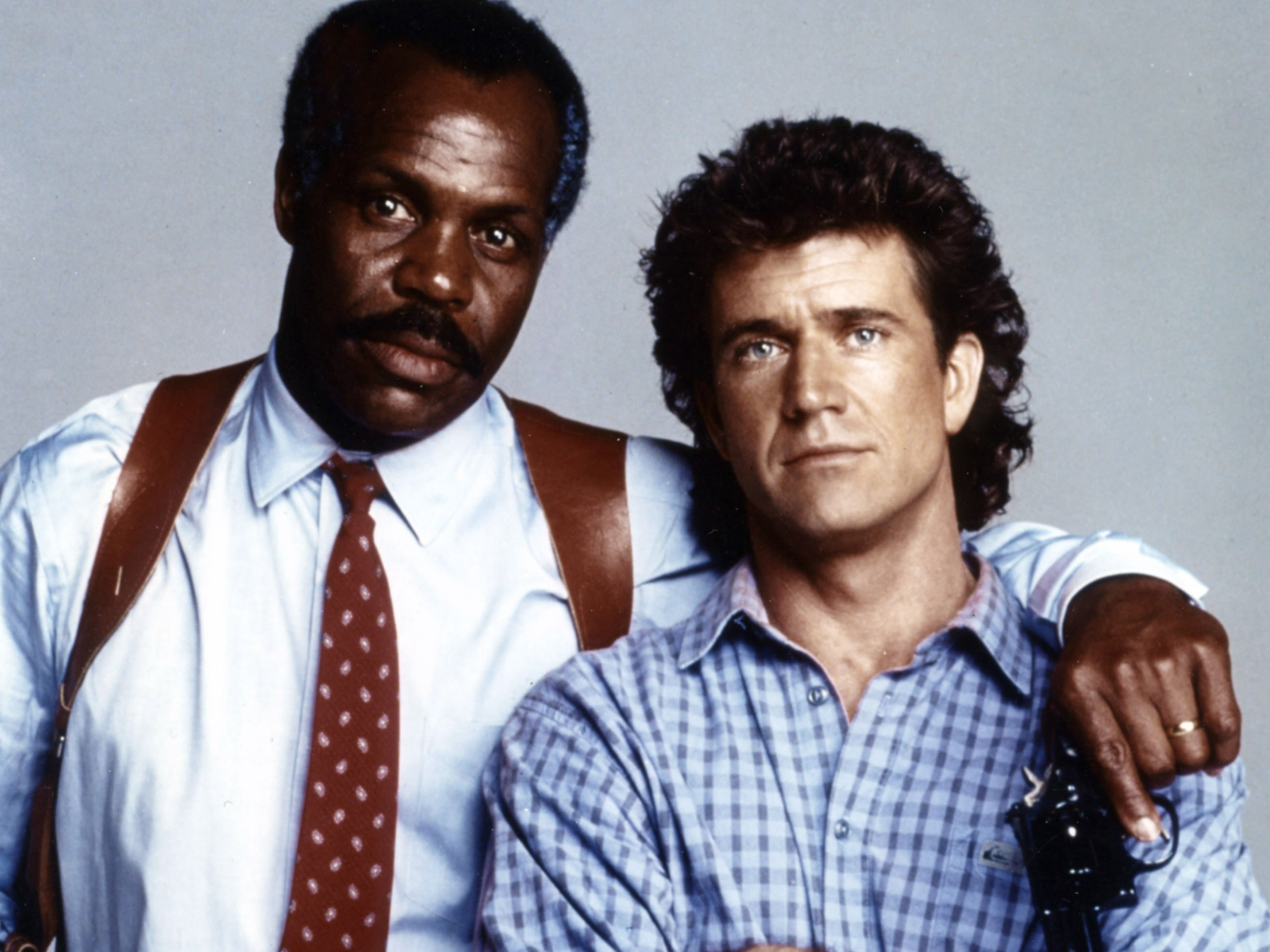 Riggs and Murtaugh, Lethal Weapon (1987)