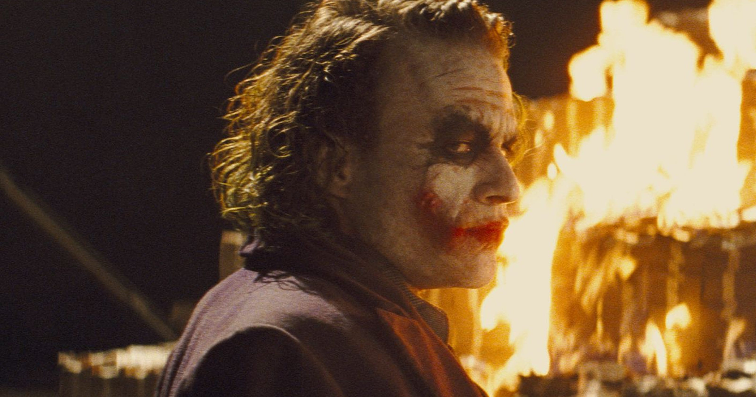 The Joker, The Dark Knight (2008)