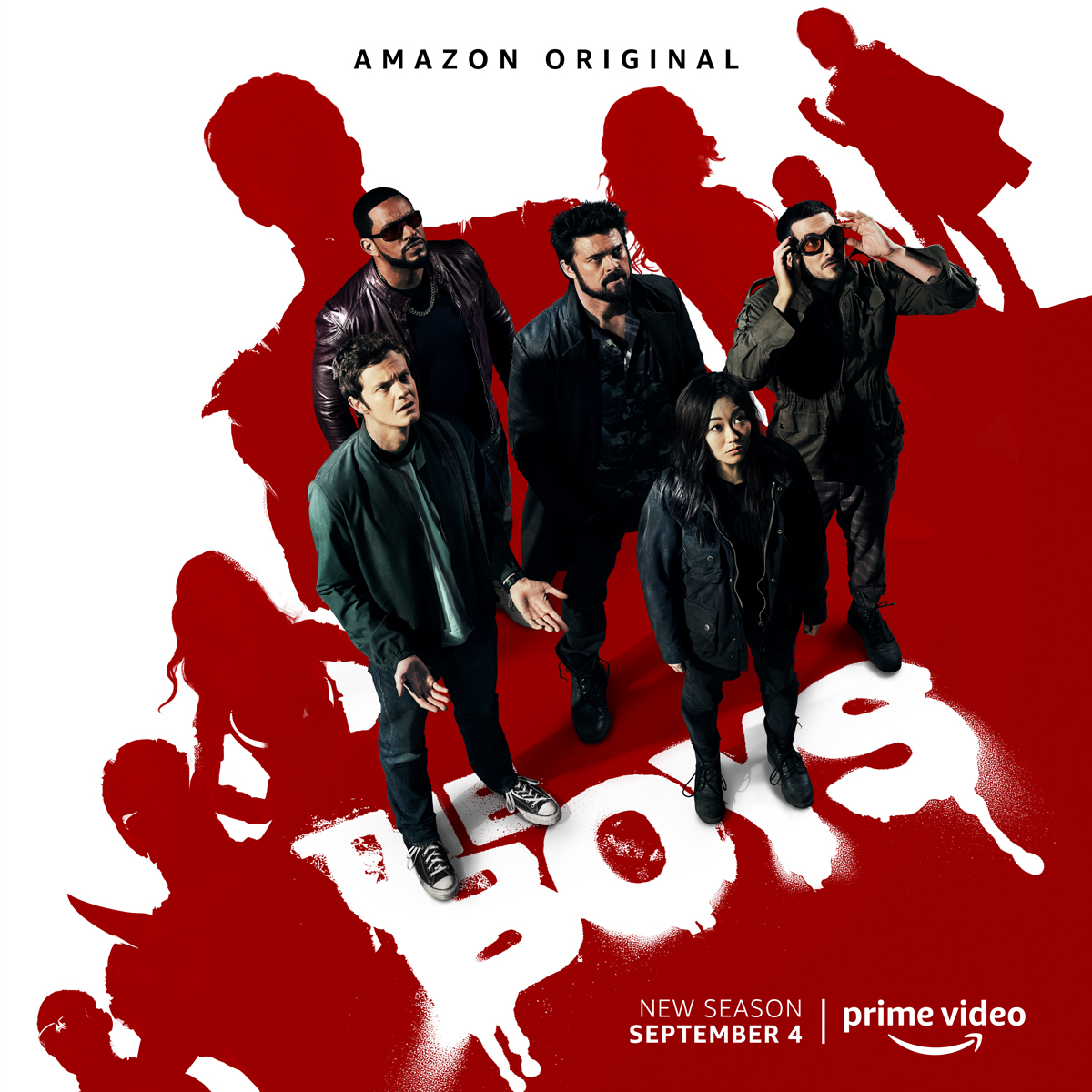 The Boys Season 2 Premiere Date & New Poster Released!