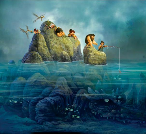 The Croods 2 Movie: New Movies, Movie Trailers, DVD, TV & Video Game News