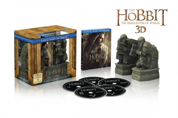 The Hobbit: The Desolation of Smaug Home Release