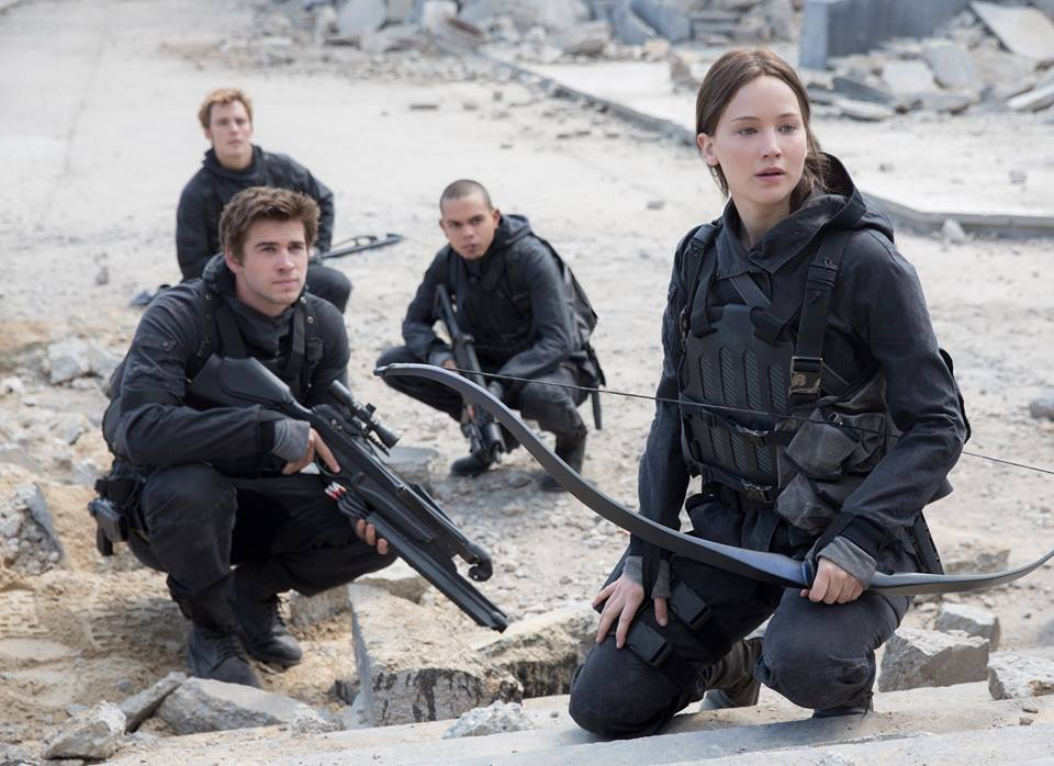 The Hunger Games: Mockingly - Part 2