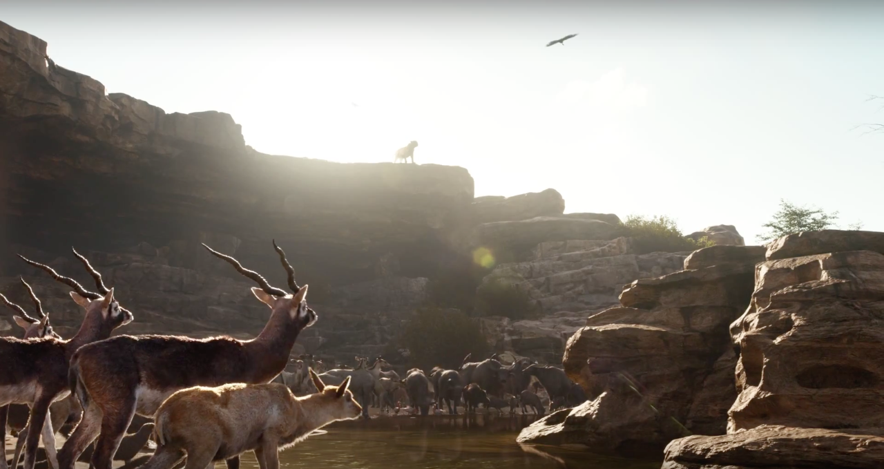 The Jungle Book Trailer: Almost 50 Screenshots from Disney's 2016 ...