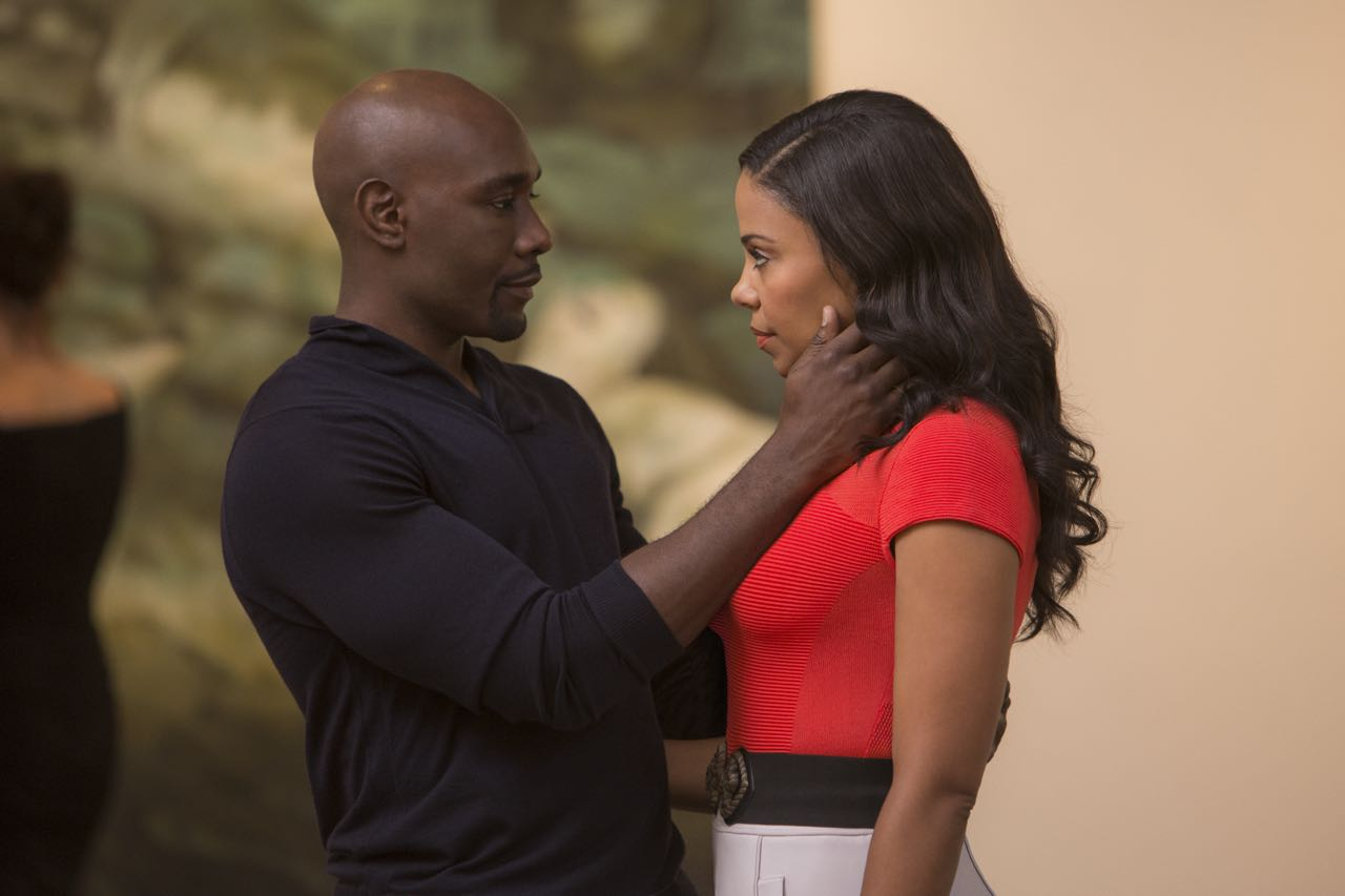 Morris Chestnut and Sanaa Lathan star in Screen Gems' THE PERFECT GUY.