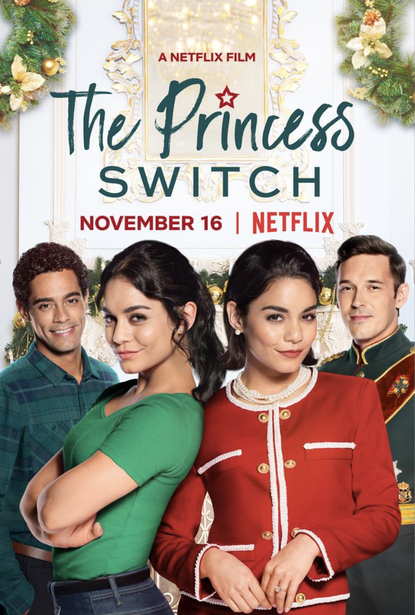 Netflix's The Princess Switch Trailer & Key Art Released - ComingSoon.net