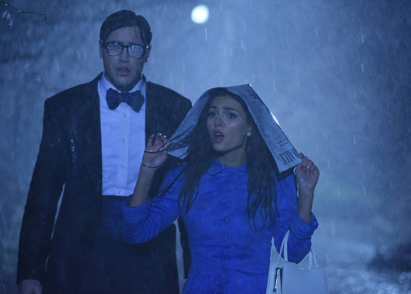 THE ROCKY HORROR PICTURE SHOW: L-R: Ryan McCartan and Victoria Justice in THE ROCKY HORROR PICTURE SHOW coming this Fall to FOX. ©2016 Fox Broadcasting Co. Cr: John Medland/FOX