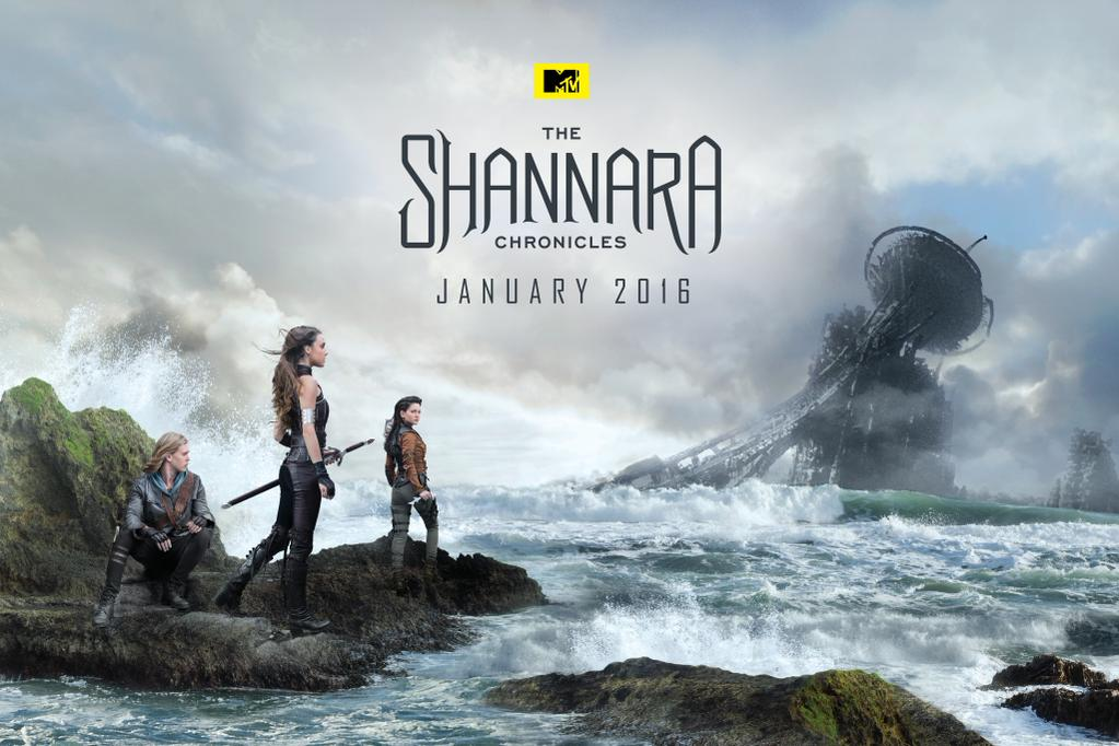 screen The Shannara Chronicles