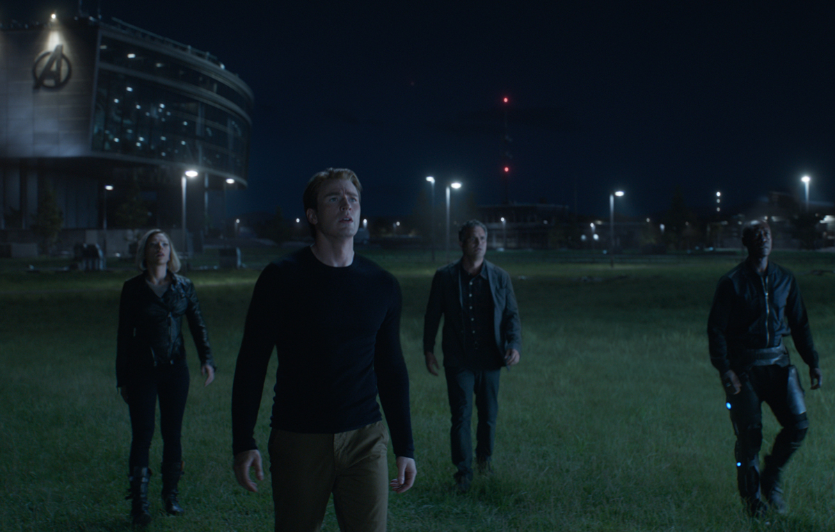 Avengers: Endgame (April 26)