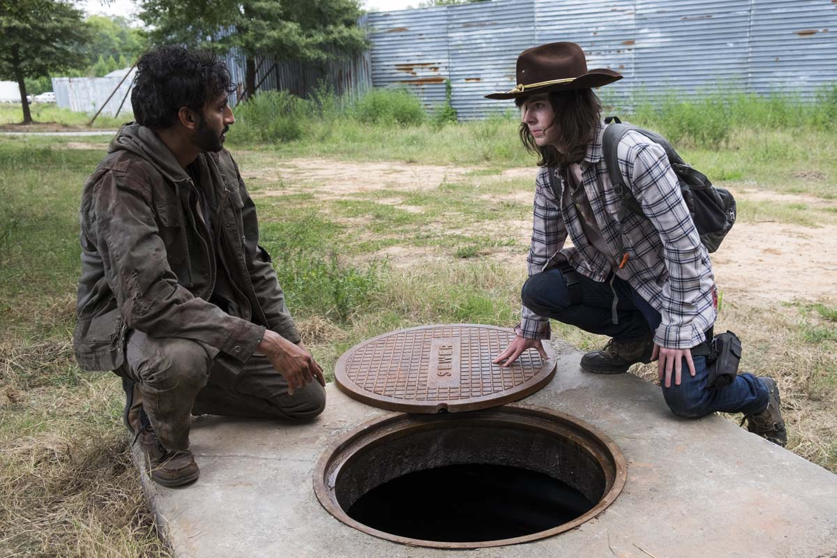 The Walking Dead Episode 8.09