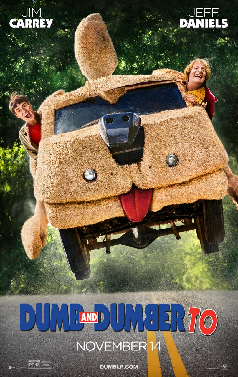 #6 Dumb and Dumber To (Universal)